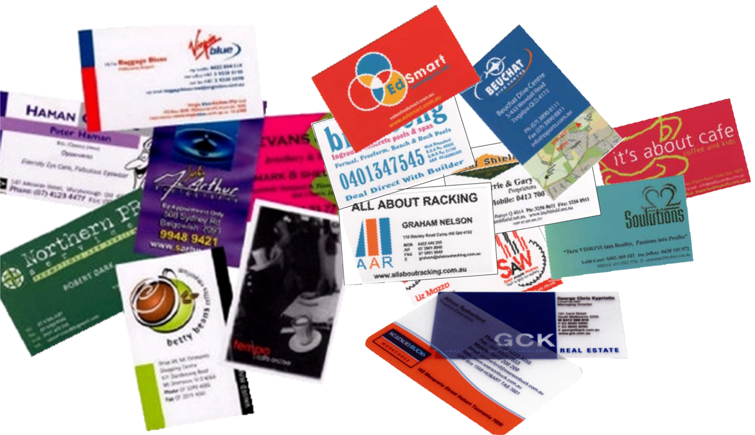 1000 (2 sided) Full Color Business Cards for $50.00 - Business ...